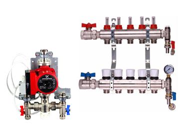 Manifold & Pump
