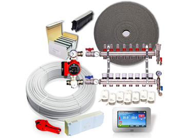 Water UFH Kits
