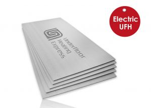 Underfloor Heating Insulation XPS *Foam* Boards 6mm (1200mm x 600mm)