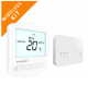 Wireless Thermostat & Receiver - Slimline-RF Kit