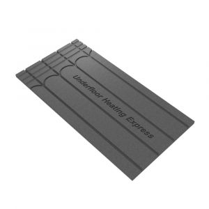 25MM Solid Floor Routed XPS Panel Board for 16 / 15 mm Underfloor Heating Pipe – 150mm Centre