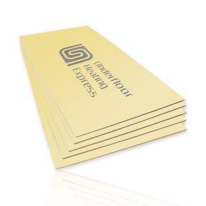 10mm Underfloor Heating XPS Insulation *Foam* Board (1200mm x 600mm)