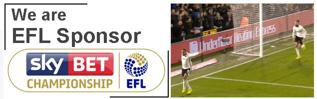 Underfloor Heating Express Sponsor Fulham vs Middlesborough EFL Game