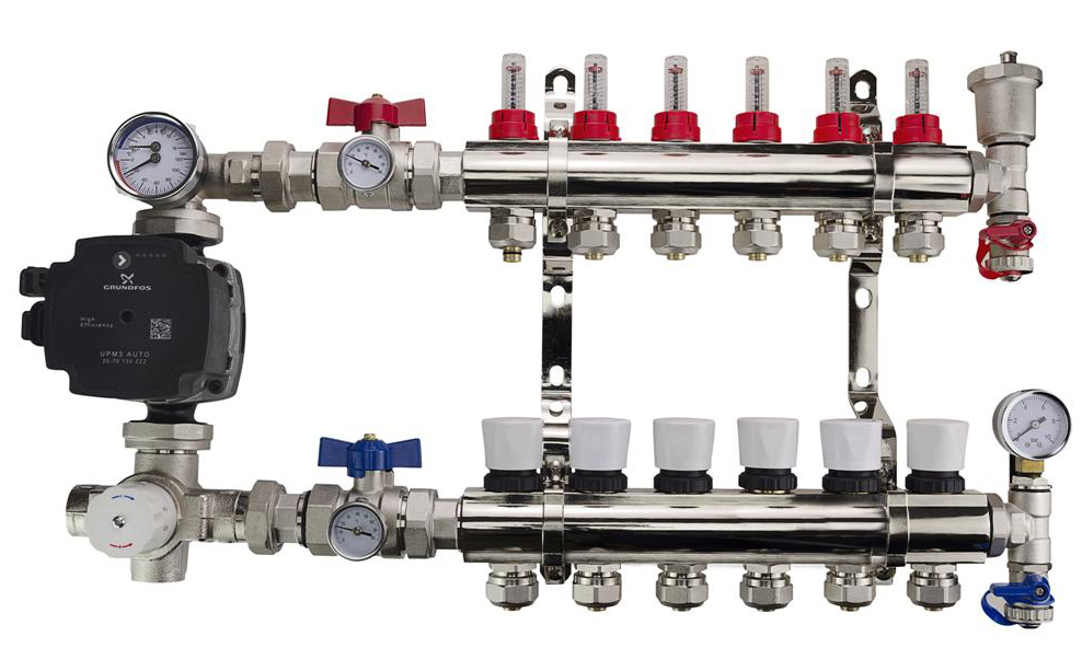 How to choose between Brass Manifold and Stainless Steel Manifold?
