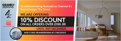 Underfloor Heating Express Featured on TV - Channel 4 Grand Design