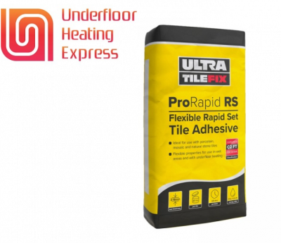 Buy Underfloor Heating Tile Adhesive, Self Levelling Compound and Primers