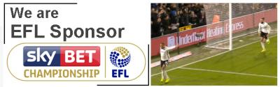 Underfloor Heating Express Sponsor Fulham vs Middlesborough EFL Game