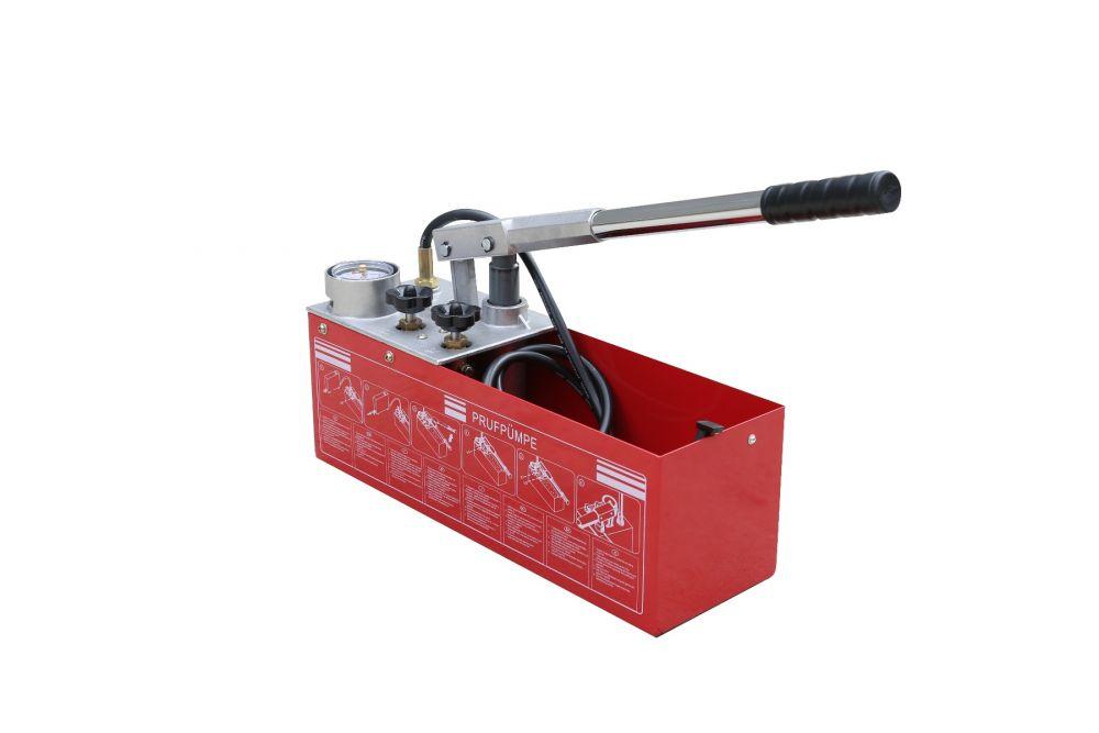 Pressure Test Pump for Underfloor Heating