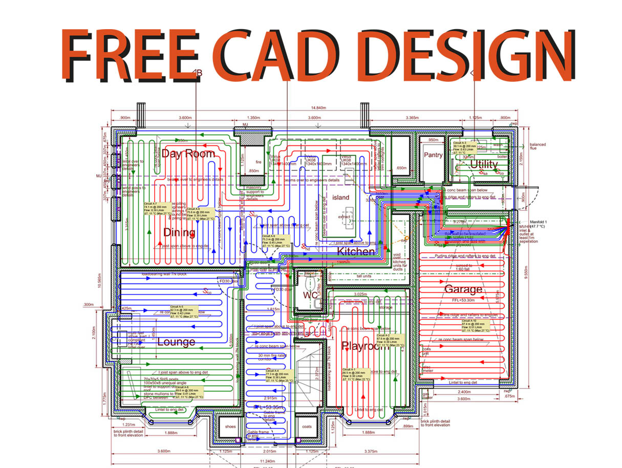 Free Cad Design and Quote